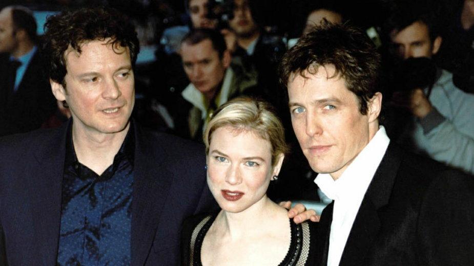 "Colin Firth, Renée Zellweger, Hugh Grant na premierze ""Dziennika Bridget Jones"""