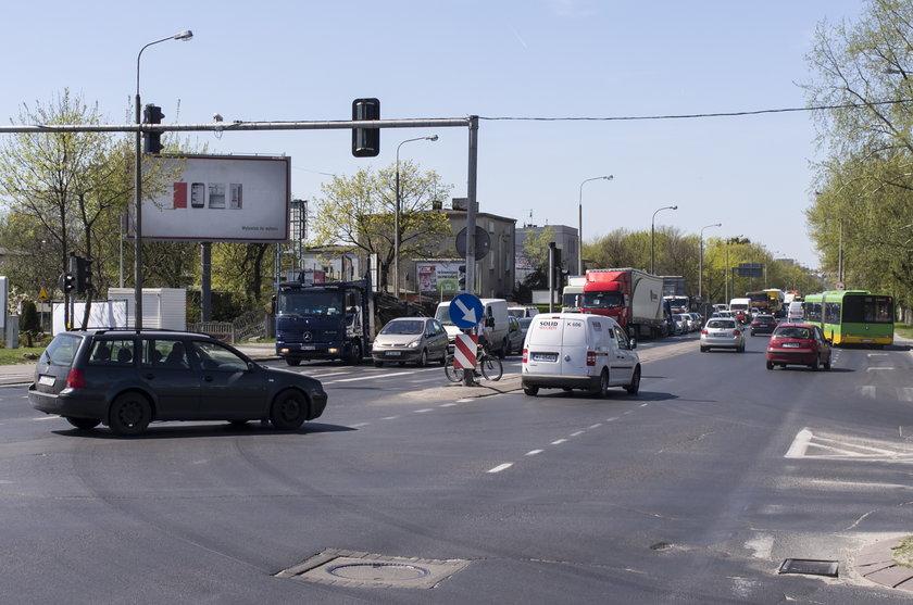 Rusza przebudowa dróg wokół poznańskiej spalarni śmieci