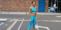 Poszła do supermarketu w stroju na fitness. Zatrzymała ją ochrona