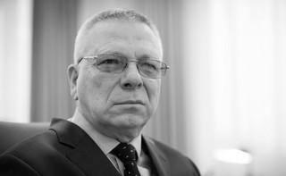 Zmarł Główny Inspektor Pracy Roman Giedrojć