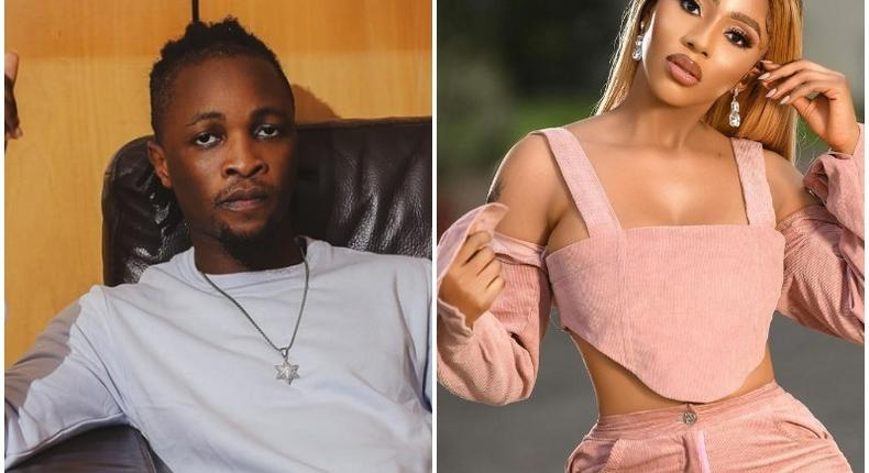 Laycon and Mercy Eke are the last two winners of the Big Brother Naija show  (Instagram)