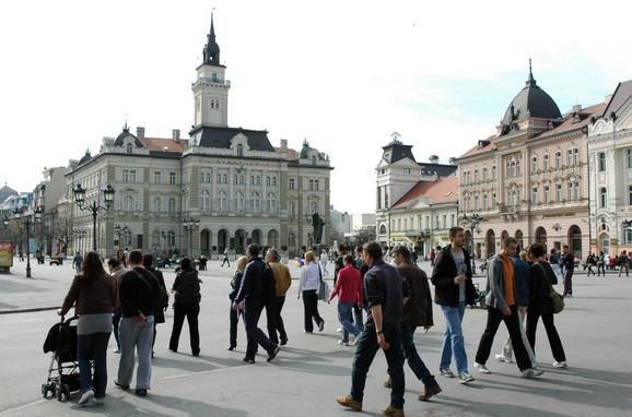 Još je rano govoriti da li Novi Sad beleži pozitivan prirodni priraštaj ili je samo reč o velikoj migraciji stanovništva