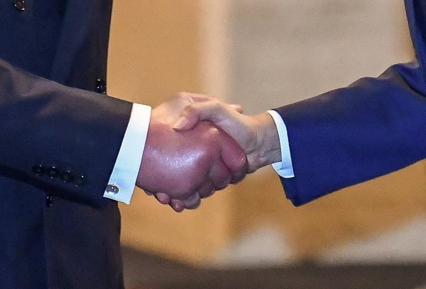 Dłoń księcia Karola