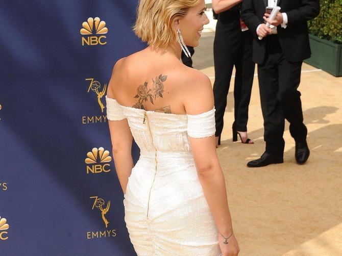 Skarlet Johanson otkrila tetovaže
