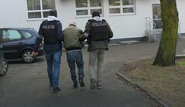 Toruń: areszt dla podejrzanego o napad na bank