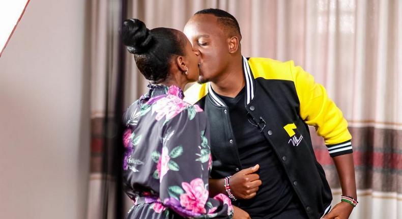 Abel Mutua and his Wife Judy Nyawira Mutua