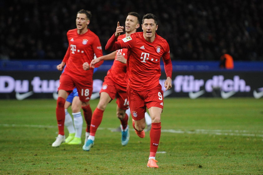 Najlepszy polski piłkarz już wiele razy mówił, że jego wielkim celem jest triumf w Lidze Mistrzów.