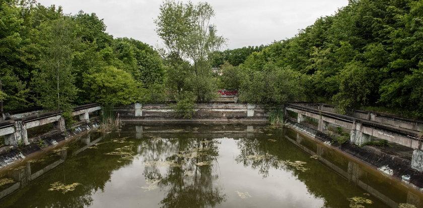 Kiedyś mieszkańcy spędzali tam całe dnie, dziś to już ruina. Zapomniane wrocławskie baseny