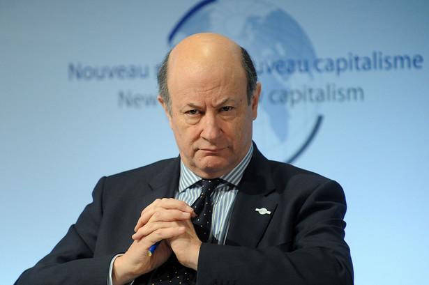 Jacek Rostowski. Fot. Bloomberg