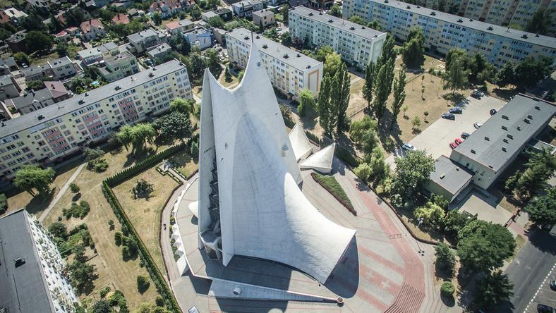 Kościół Miłosierdzia Bożego w Kaliszu, fot.: Igor Snopek