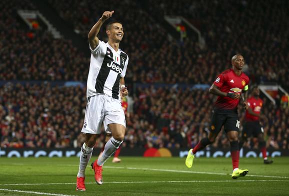 Kristijano Ronaldo (ponovo