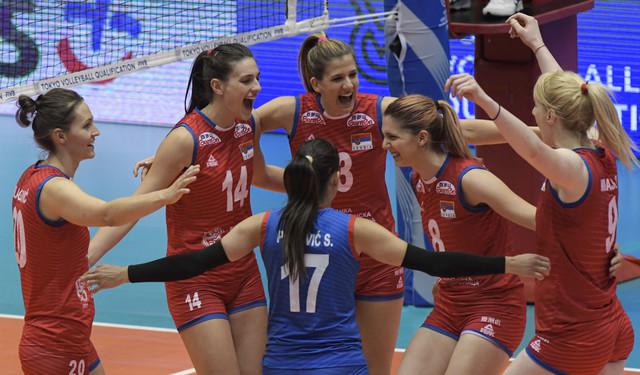 Srbija Portoriko