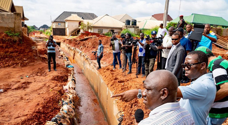 Delta approves construction of 11 new roads