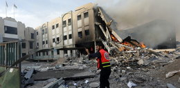 To wojna! Izrael bombarduje Gazę. Szykuje inwazję?
