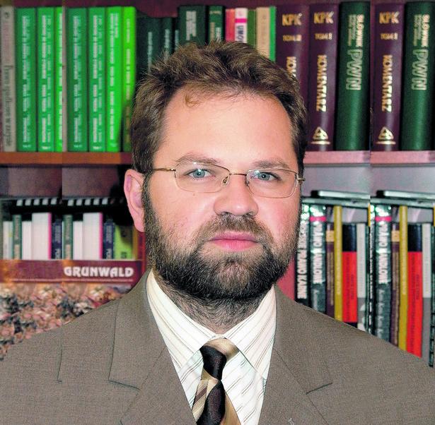 Ryszard Sadlik sędzia Sądu Okręgowego w Kielcach