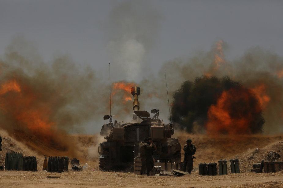 Granica Strefy Gazy