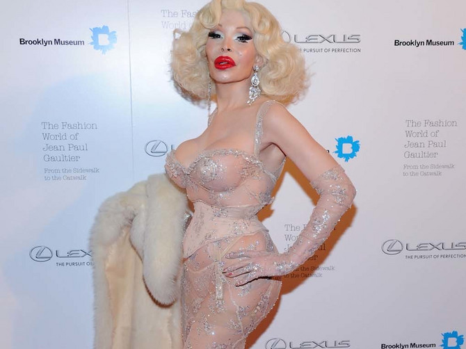Ispovest najpoznatije transseksualke: Imam najskuplje telo na svetu