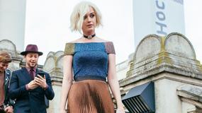 Katy Perry na tygodniu mody w Londynie. Stylowo czy staroświecko?