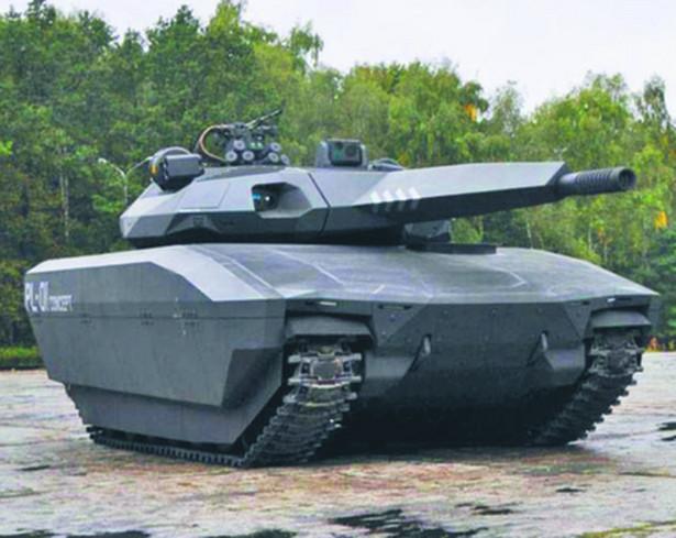 Czołg PL-01 Concept skończył swój żywot na prototypie, osadzonym zresztą na zagranicznym podwoziu