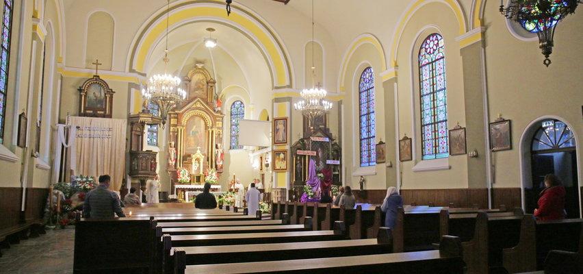 Policzyli wiernych w kościołach. Niepokojące dla księży dane z Łodzi