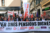 Španija protest penzioneri EPA LITERES