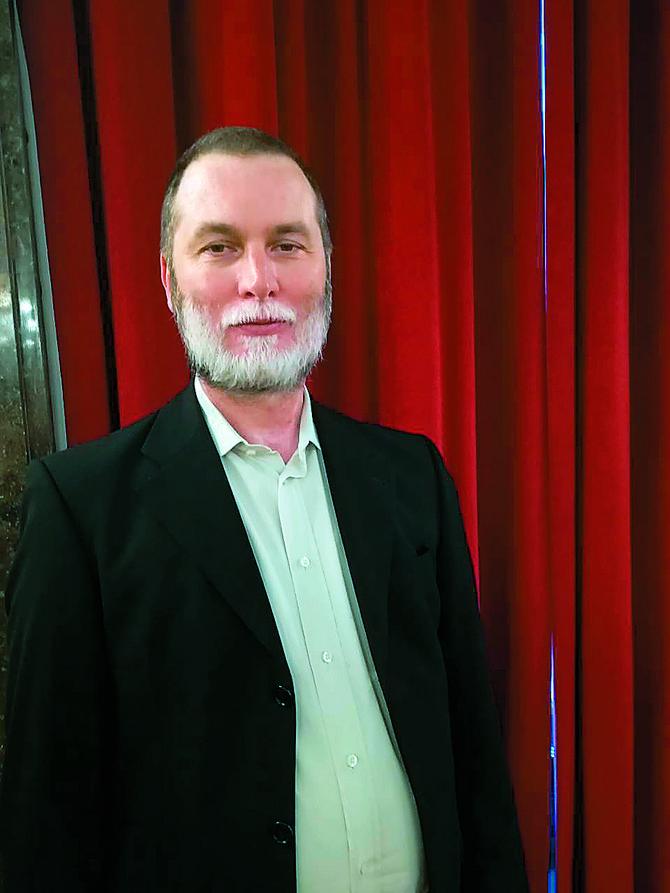 Savo Pilipović, predsednik Udruženja pacijenata obolelih od melanoma