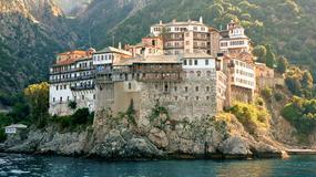 Athos - Święta Góra Grecji, której od 1000 lat nie mogą zobaczyć kobiety