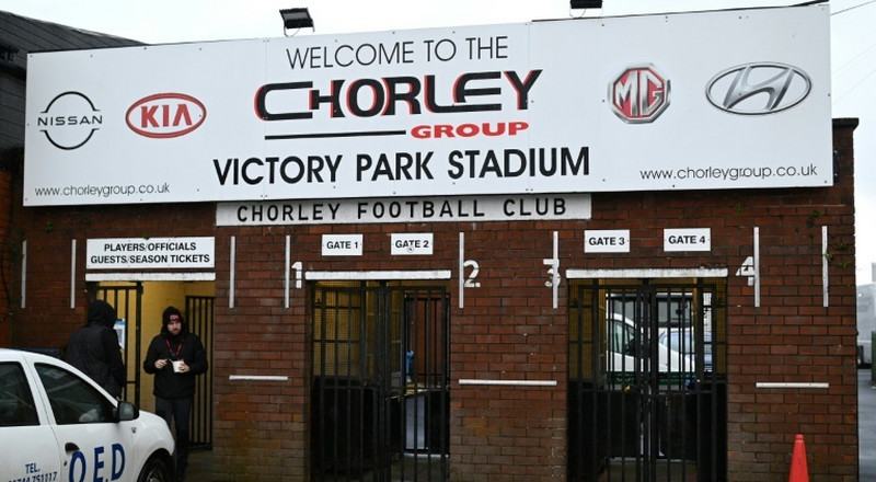 Chorley boss relishing FA Cup dance with Wolves