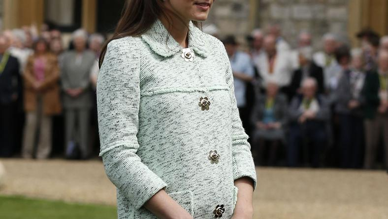 Kate Middleton, fot. Agencja BE&W