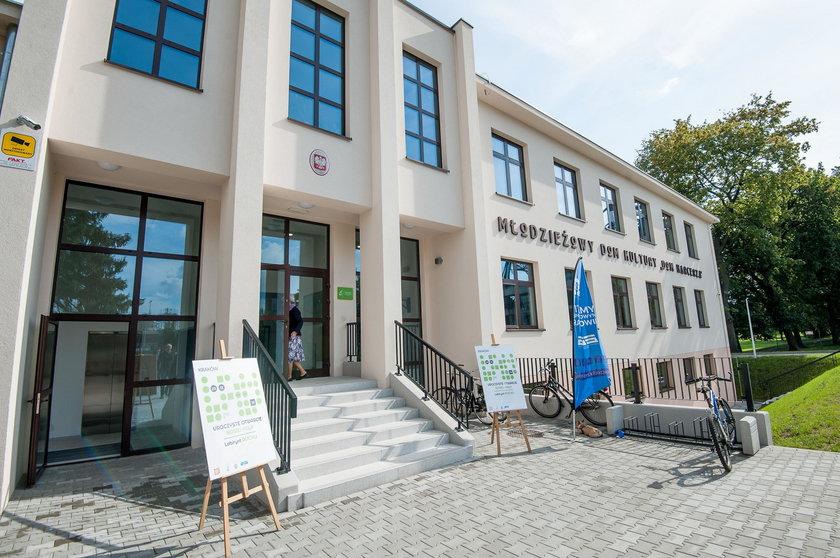 MDK Dom Harcerza przy ul. Reymonta w Krakowie