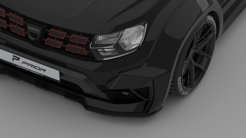 Dacia Duster Prior Design Widebody
