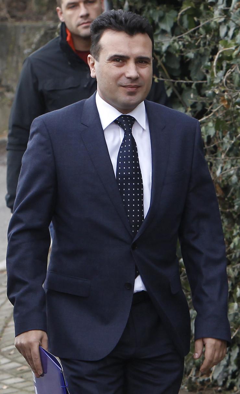 zoran zaev makedonija foto Tanjug AP (3)