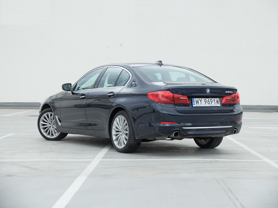 BMW 530 iPerformance
