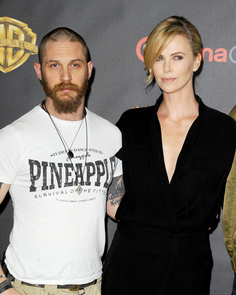Tom Hardy i Charlize Theron
