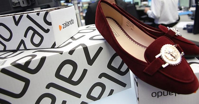 Zalando sprzedaje odzież i obuwie w kilkunastu krajach Europy