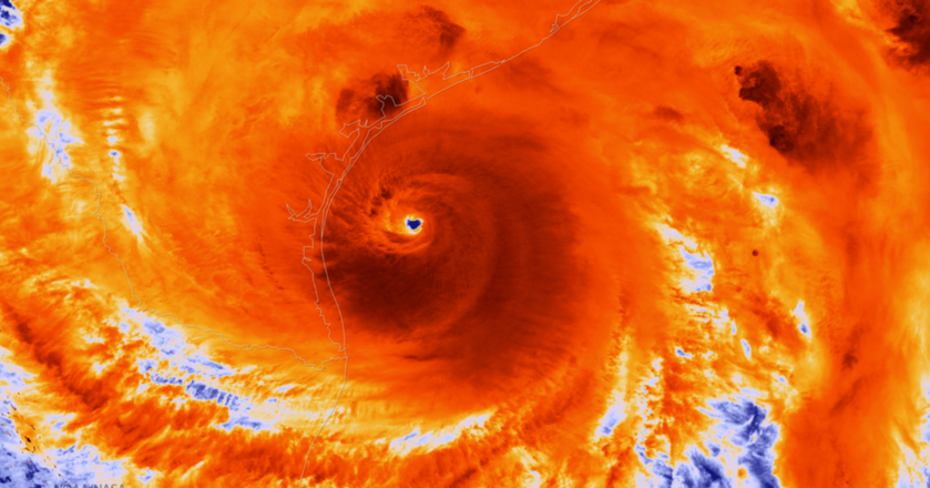 Irma to najpotężniejszy huragan atlantycki w historii pomiarów