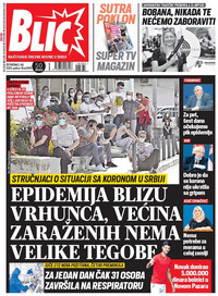 Naslovna 2.7. Blic
