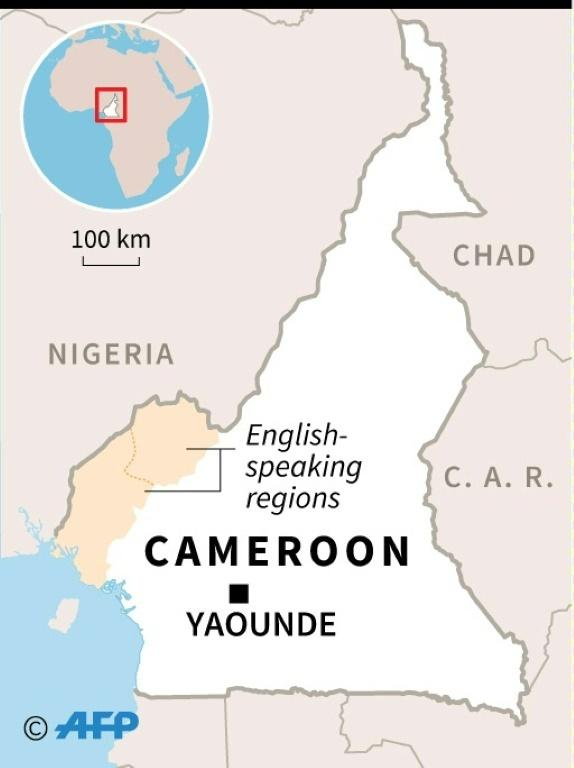 Cameroon's English-speaking regions are a legacy from the colonial era