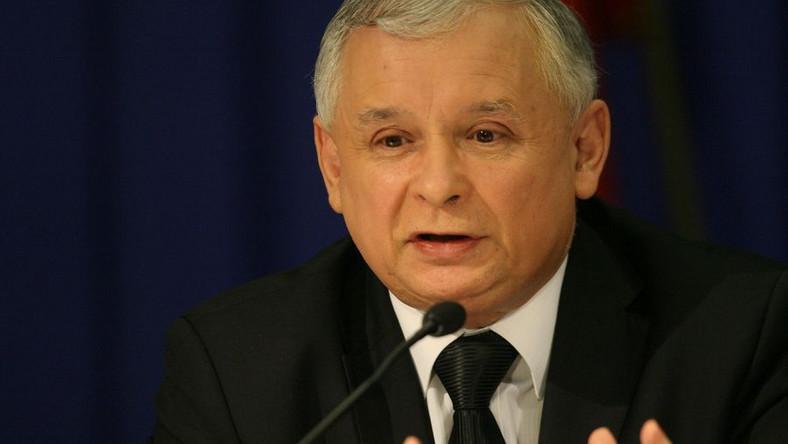 Kaczyński: Rządzący odrzucili naukę Jana Pawła II