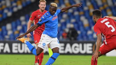 Europa League: How Nigerian players fared on 2020/2021 opening night