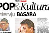 POP kultura cover Basara