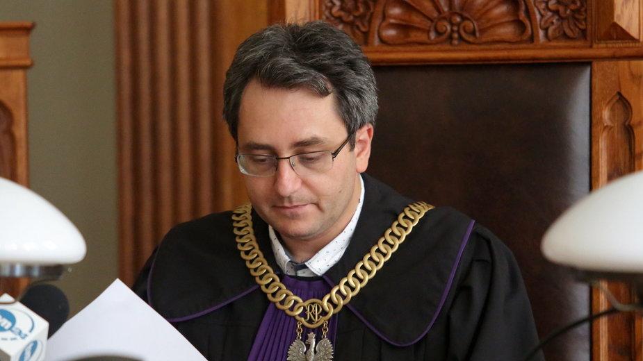 Sędzia Michał Lasota