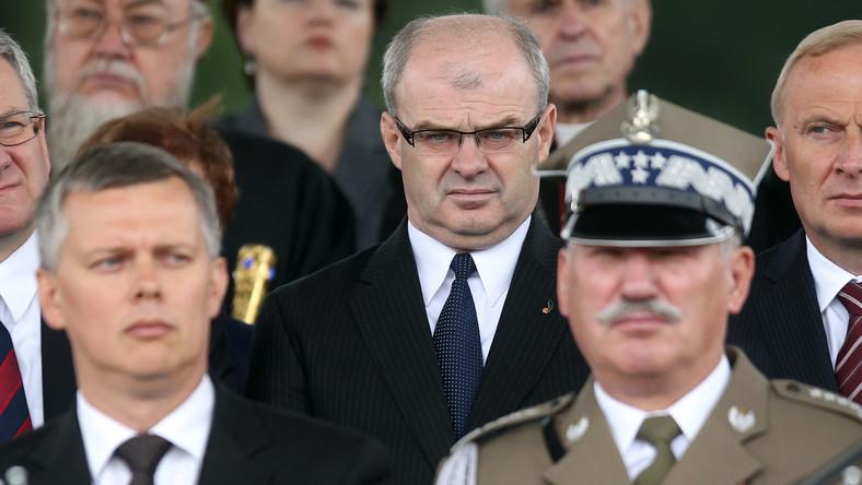 Waldemar Skrzypczak, wiceszef MON