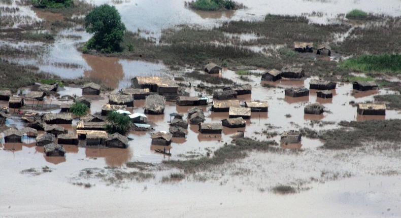 5,000 families in Nakuru displaced due to floods