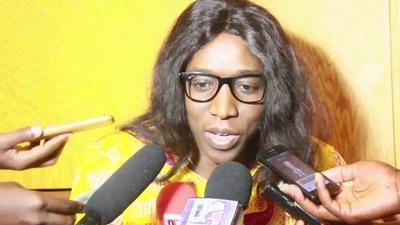 Locales 2022 : Amy Mbacké Thiam candidate à la mairie de Paoskoto