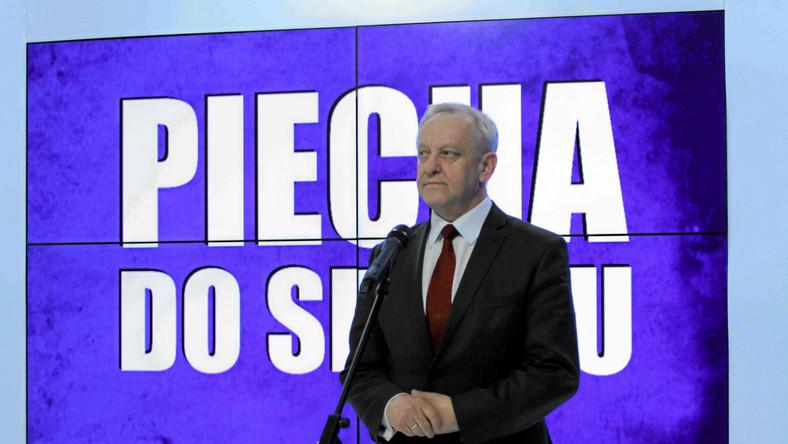 Bolesław Piecha wygrał wybory do Senatu w Rybniku