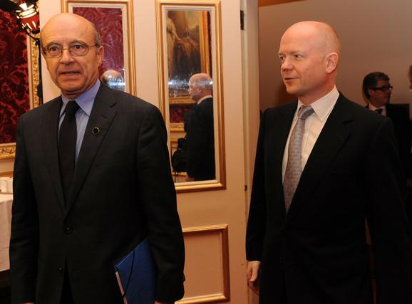 Francuski šef diplomatije