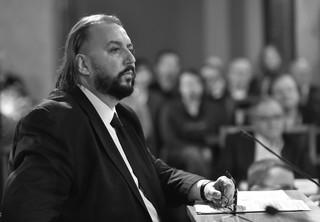 Zmarł Dariusz Gnatowski. Aktor miał 59 lat