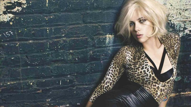 Scarlett Johansson w kampanii Mango