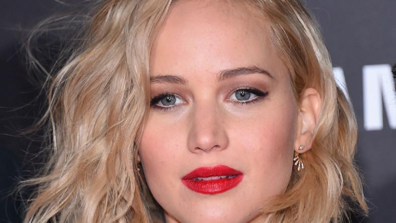 Jennifer Lawrence kochanką Fidela Castro